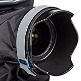 Think Tank Photo Emergency Rain Covers for DSLR and Mirrorless Cameras with up to a 24-70mm Lens - Small
