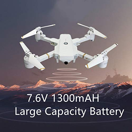 Yellsong Quadcopter ,XT-1 Plus Smart Follow Optical Positioning RC Drone Foldable by Yellsong-Drone (Image #3)
