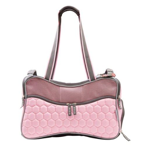 Argo by Teafco Petagon Airline Approved Pet Carrier, Tokyo Pink, - Pink Tokyo