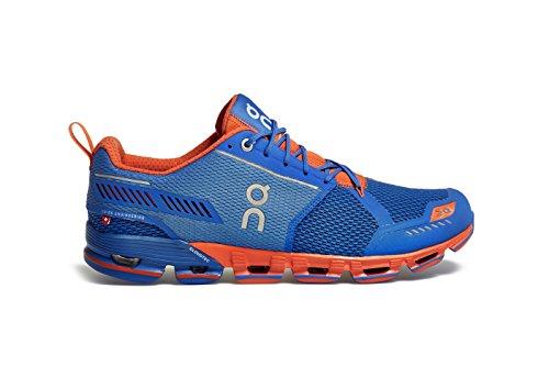 Cheap On Cloudflyer Running Shoe – Men's Water/Flame 7