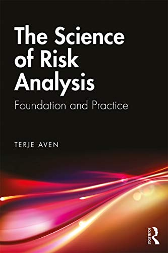 The Science of Risk Analysis: Foundation and - Policy Climate Foundations
