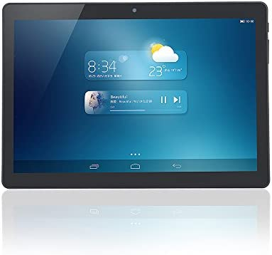 Lectrus Tablet 10 inch Android 9.0 Pie (GMS Certified), 32GB Storage,Tablet PC with Dual Sim Card Slots,Dual Camera,3G/WiFi,Bluetooth,GPS.Compatible with Google Play, Netfilx, YouTube