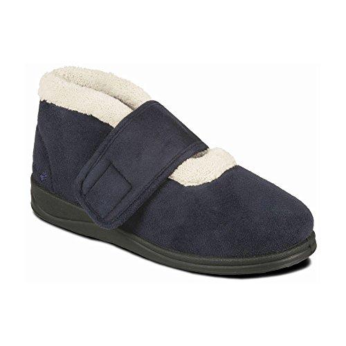 De Grande Ee Marina Talón 'silent' Mujeres Zapato Padders Libre Botas Zapatilla Cuerno 30mm Anchura Las Zapatillas Extra Cx5PAnaq
