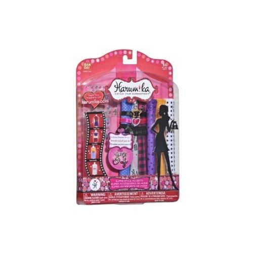 Bandai 30370 Harumika Styling Set Plus - Kollektion  30572 Super Plus