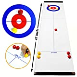 TableTop Curling Game and Family Fun Board Games