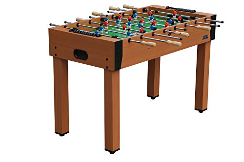 Foosball Soccer Table Action (KICK Foosball Table Glory, 48 in)