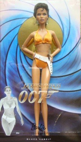 - Barbie Black Label James Bond 007 Die Another Day Jinx