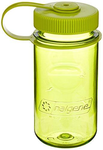 Nalgene Mini-Grip Bottle (Spring Green, 12-Ounce)