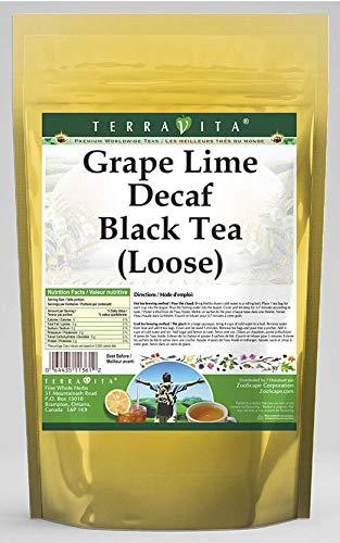 (Grape Lime Decaf Black Tea (Loose) (4 oz, ZIN: 540887))