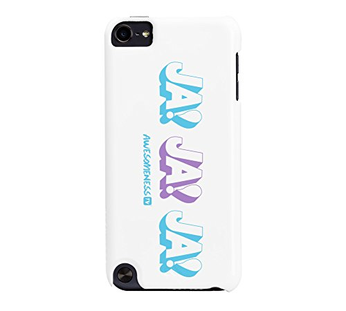 AwesomenessTV: Ja! Ja! Ja! iPod Touch 5G White Barely There Phone Case Case Mate Ipod Touch