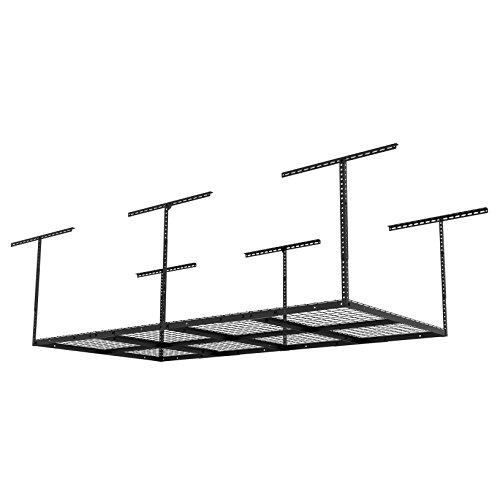 FLEXIMOUNTS GR48B Adjustable, 4 x 8 ft, Black