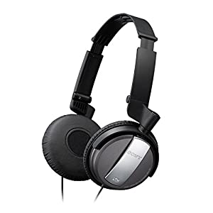 Sony Noise Cancelling Headphones | MDR-NC7 B Black