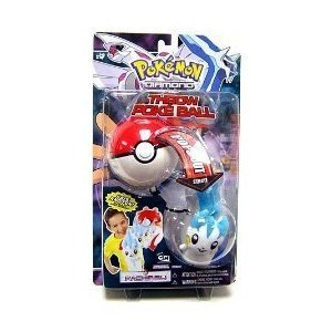 Pokemon Diamond and Pearl Throw Poke Ball Series 2: Pachirisu
