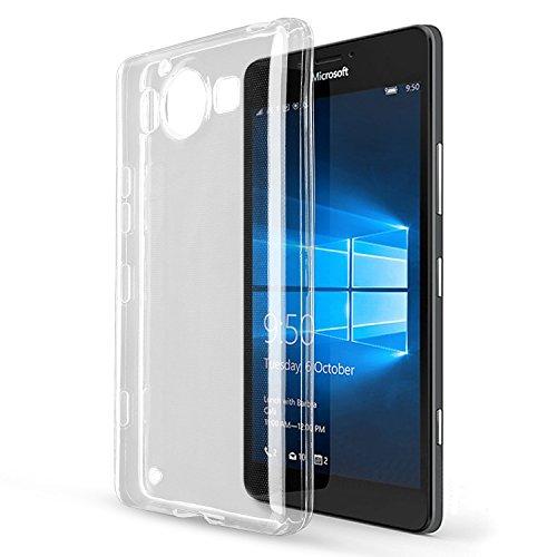 [2 Pack] Microsoft Lumia 950 Case, OMOTO