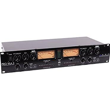 ART Pro-VLA II Two Channel Vactrol-based Compressor