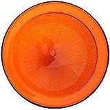 Achla Designs Crackel Bowl, Mandarin