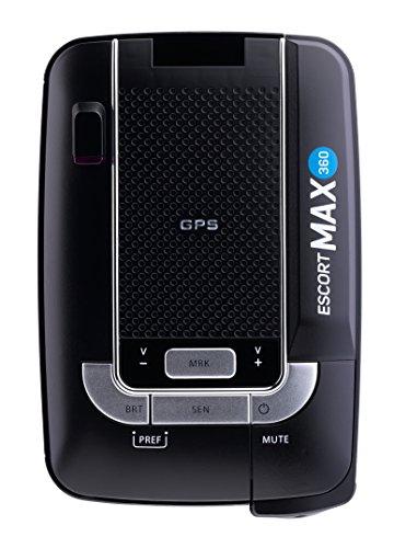 ESCORT MAX360 - Laser Radar Detector, GPS for Fewer False Alerts, Lightning Fast Response, Directional Alerts, Dual Antenna Front and Rear, Bluetooth, Voice Alerts, OLED Display, Escort Live! by Escort (Image #4)