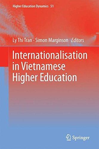 Internationalisation in Vietnamese Higher Education (Higher Education Dynamics) by Springer