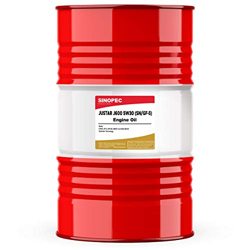 5W30 Full Synthetic Engine Oil - 55 Gallon Drum (1), used for sale  Delivered anywhere in USA