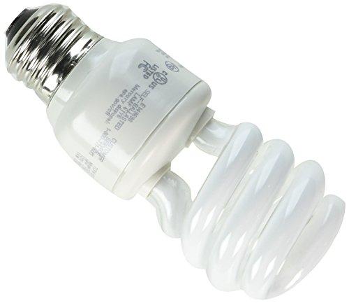 (TCP 18214 CFL Spring Lamp - 60 Watt Equivalent (only 14W used!) Soft White (2700K) HPF Spiral Light Bulb)