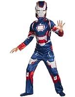 Iron Patriot Child Costume Classic 10-12 Kids Boys Costume - Disguise