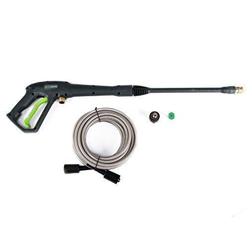 Greenworks Electric Pressure Washer Replacement Gun Kit w/ 25' Hose