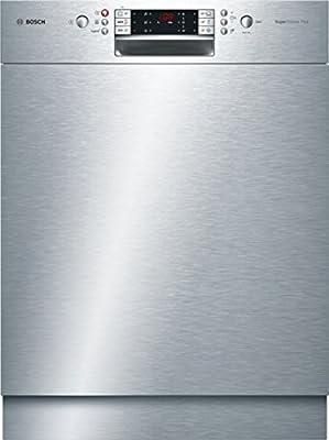 Bosch SMU69P55EU lavavajilla Bajo encimera 14 cubiertos A+++ ...