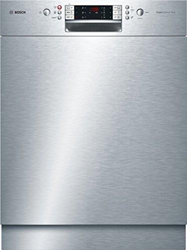 Bosch SMU69P55EU Unterbaugeschirrspüler 1.7 / A+++ / 237 kWh/Jahr / 237 L/Jahr / 60 cm / EcoSilence Drive / Glasschutz-Technik / edelstahl
