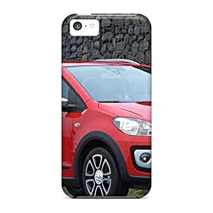 XiFu*MeiFor MichelleNCrawford Iphone Protective Case, High Quality For Iphone 5c Volkswagen Cross Up Concept 2011 Skin Case CoverXiFu*Mei