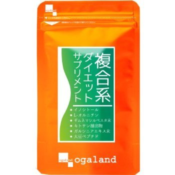 [Amazon.co.jp limited composite-based diet supplements 90 capsules by Auger land
