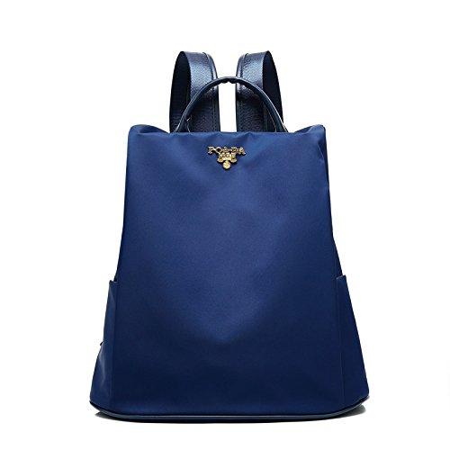 Sac à dos Hope Travel pour les filles en nylon.   Ordinateur portable bleu 32 * 15 32cm Bleu