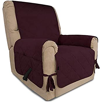 Amazon Com Vailge Quilted Reversible Oversized Recliner