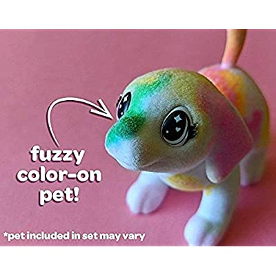 Crayola Scribble Scrubbie Pets 2 Pack Animal Toy Set, Gift Age 3+, 74-7254: Toys & Games