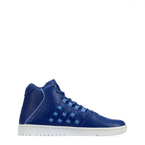 ... Jordan Nike Menns Illusjon Basketball Sko Fransk Blå Universitet Blå 407