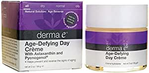 Age-Defying Day Creme with Astaxanthin and Pycnogenol, 2 oz