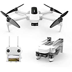 HUBSAN Zino Drone with 4K Camera, Brushless Motors, Foldable Arms and 3-Axis Gimbal