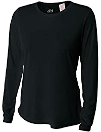 Women's Cooling Performance Crew Long Sleeve
