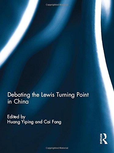 Debating the Lewis Turning Point in China