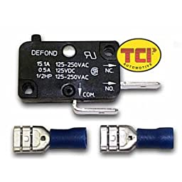 TCI 618012 Backup Light Switch