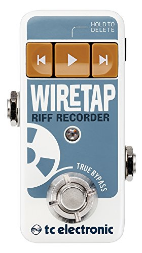 TC Electronic WireTap Riff Recorder by TC Electronic