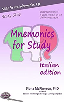 Mnemonics for Study: Italian edition (Study Skills) by [McPherson, Fiona]