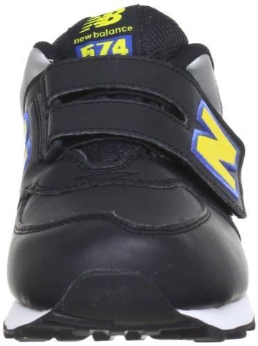 Baskets Yellow Black M enfant Noir Youth Yby mode Balance mixte New Kv574 vHqwInPH