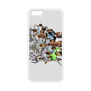 Sports real madrid iPhone 6s 4.7 Inch Cell Phone Case White 91INA91125484