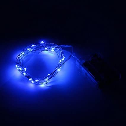 subdued lighting photos bzone micro sealed led 30 super bright blue color soft subdued vibrant shiny lights battery operated amazoncom