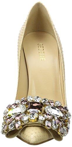 GEDEBE VERONIQUEP0171PYT.NUDE40 - Zapatos de Tacón de Otra Piel Mujer 40 EU