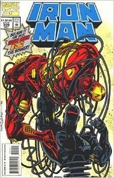 PDF-Bücher kostenlos herunterladen Iron Man, Vol 1, No. 309, Oct 1994 B00138TN7O DJVU