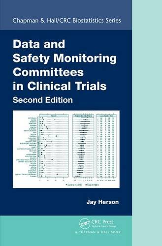 Data and Safety Monitoring Committees in Clinical Trials, Second Edition (Chapman & Hall/CRC Biostatistics Series) -  Herson, 2nd Edition, Hardcover
