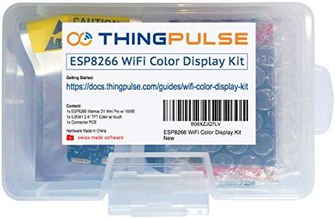ESP8266 WiFi Color Display Kit