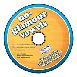 No-Glamour Vowels (CD) -