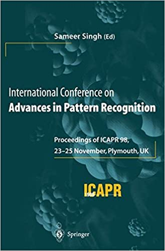 International Conference on Advances in Pattern Recognition: Proceedings of ICAPR '98, 23–25 November 1998, Plymouth, UK
